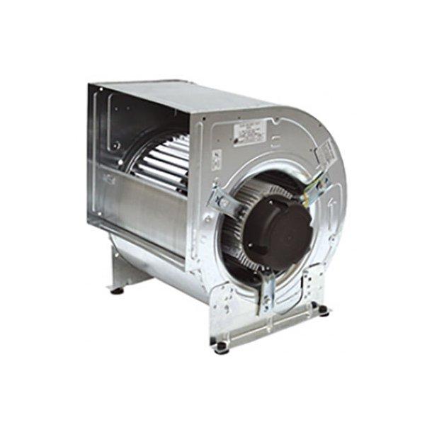 BD 10/8 M4 0.59kW (28/21) - Dobbeltsugende centrifugalventilator